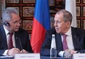 وزیر دفاع روسیه وارد پایتخت ارمنستان شد