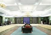 جلسه شورای عالی امنیت ملی با حضور سران قوا + تصاویر