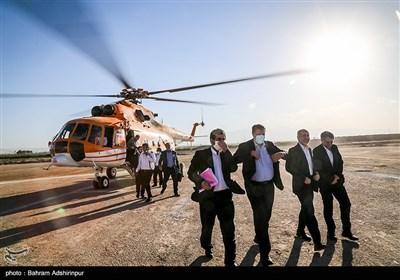 سفر محمد اسلامی وزیر راه و شهرسازی به اردبیل