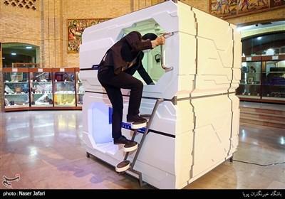 رونمایی از نخستین هتل کپسولی ایران