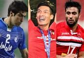 سه ایرانی در میان بهترین مدافعان لیگ قهرمانان آسیا در سال 2017