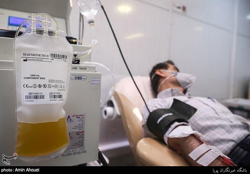 96 بهبودیافته کرونایی در استان مازندران نسبت به اهدای پلاسمای خون اقدام کردند