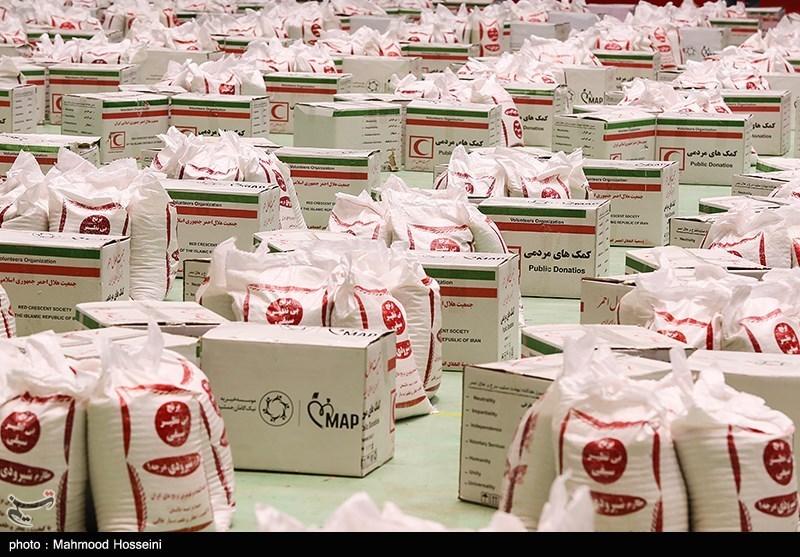 165 هزار بسته معیشتی بین خانوادههای آسیبدیده از کرونا در استان کرمانشاه توزیع شده است