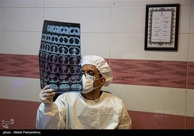 بیمارستان شهید نیاکی ارتش در اهواز مرکز جدید بستری بیماران کرونایی