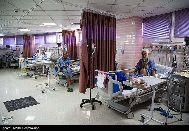 رکورد بستری بیماران کرونایی در استان زنجان شکسته شد
