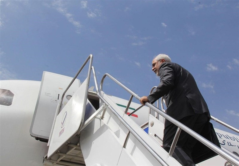 Zarif Leaves Turkey for Russia