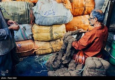 رنگرزی سنتی - تبریز