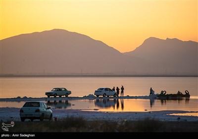 دریاچه مهارلو - شیراز