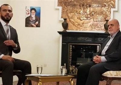 سفیر ایران در بغداد: رویکردمان در قبال دولت الکاظمی همکاری و حمایت است