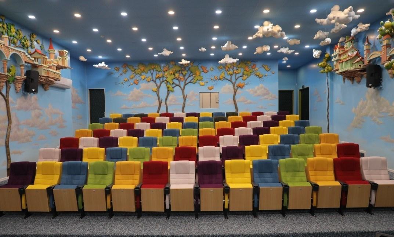 ساخت سینمای اختصاصی کودک در تهران + عکس