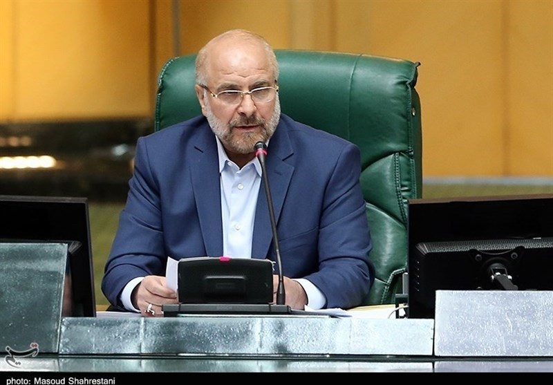 Severe Counteraction Sole Way to Cope with Enemy: Iran's Parliament Speaker