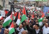 فراخوان گروههای فلسطینی برای تظاهرات علیه الحاق کرانه باختری به سرزمینهای اشغالی