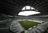 افتتاح سومین ورزشگاه جام جهانی 2022 با حضور اینفانتینو