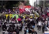 اعتراضات در برزیل و 20 کشور دیگر علیه مدیریت کرونایی بولسونارو