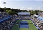 شروع دوباره رقابتهای تنیس مردان جهان در واشنگتن