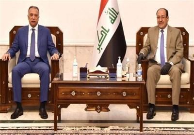عراق|ائتلاف مالکی: عملکرد الکاظمی را پس از ۱۰۰ روز ارزیابی میکنیم