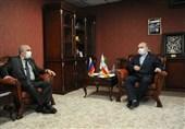 دعوت سلطانیفر از وزیر ورزش و جوانان روسیه برای سفر به ایران