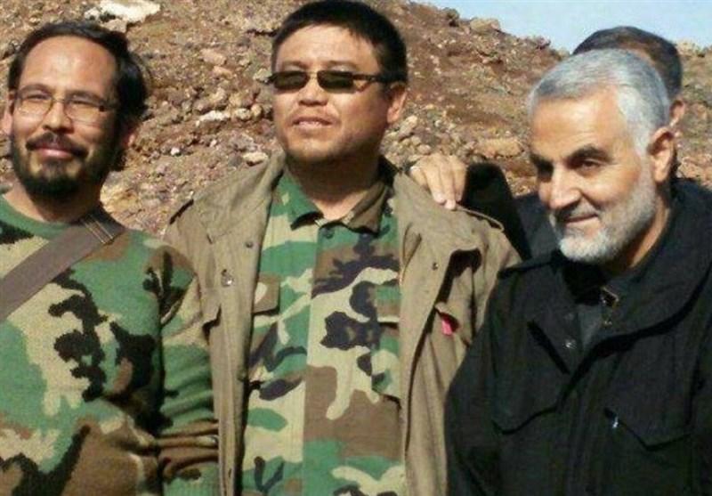 گزارش| تجلیل از مجاهدان لشکر فاطمیون / خط و نشان جبهه مقاومت برای آمریکا / انتقام خون حاج قاسم و ابومهدی را میگیریم