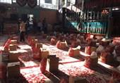 توزیع کمک مومنانه بین 32 هزار خانوار نیازمند گلستانی/ 14 هزار وعده غذایی در عید غدیر توزیع میشود