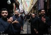 دستهروی هیئات مذهبی استان قزوین در ایام محرم در محلات برگزار میشود