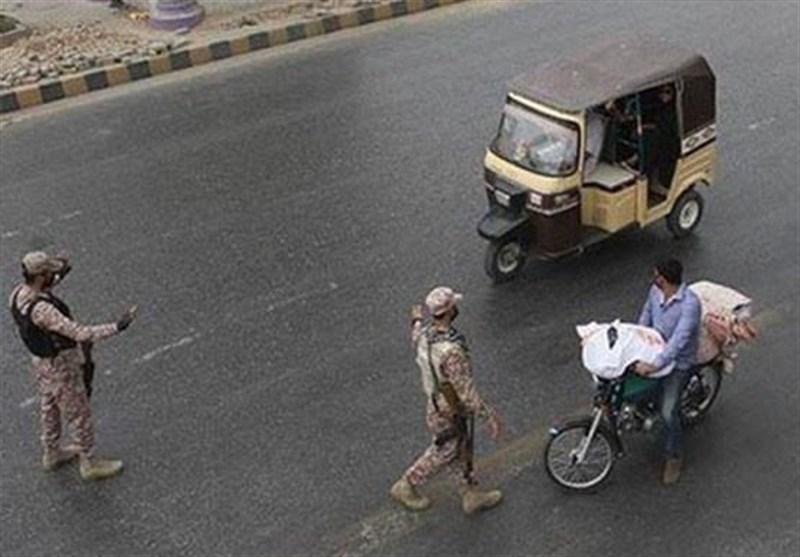 کاهش چشمگیر تعداد مبتلایان به کرونا پس از قرنطینه هوشمند در پاکستان