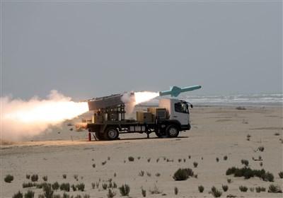 تست موشک ۲۸۰ کیلومتری جدید ارتش در شمال اقیانوس هند