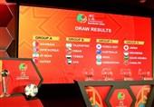 همگروهی ایران با قطر، کره شمالی و بحرین در مسابقات قهرمانی نوجوانان آسیا