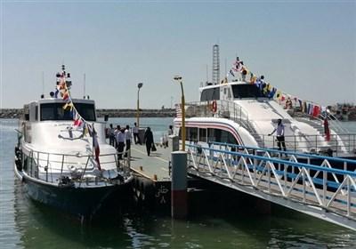 سفرهایی دریایی قشم 20 درصد افزایش یافت
