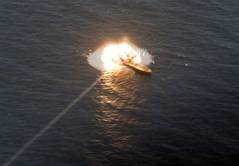 تست موشک 280 کیلومتری جدید ارتش در شمال اقیانوس هند+تصاویر