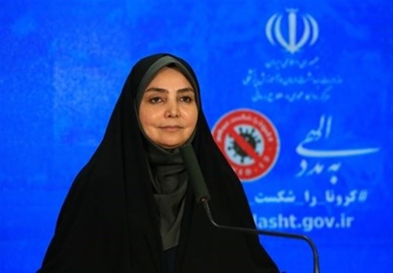 آمار فوتیهای کرونا در ایران بازهم رکورد زد؛ 221 نفر در 24 ساعت گذشته