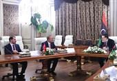 سفر وزیر خارجه ترکیه به لیبی
