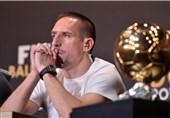 ریبری: دیگر باید چه کار میکردم که برنده توپ طلا شوم؟!