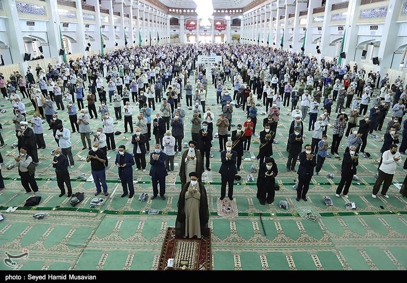 نمازجمعه تبریز به دلیل شرایط قرمز کرونایی برگزار نمیشود