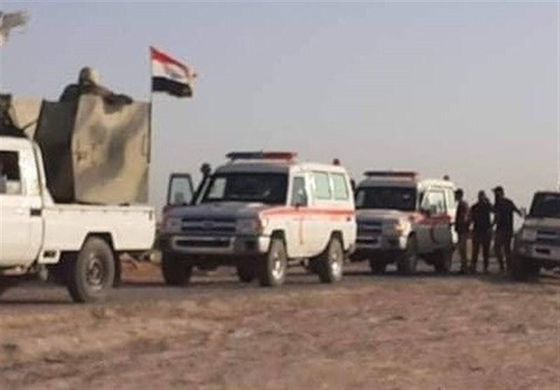 عراق|حشد شعبی از دستاوردهای «قهرمانان عراق» طی سه هفته متوالی خبر داد