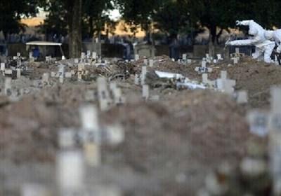 تعداد مبتلایان به کرونا در برزیل از مرز یک میلون نفر عبور کرد