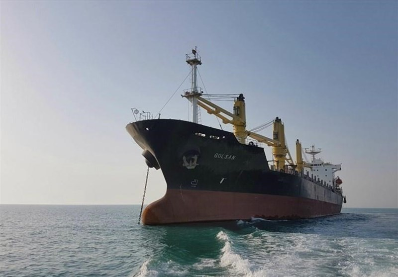 6th Iranian Ship en Route to Venezuela