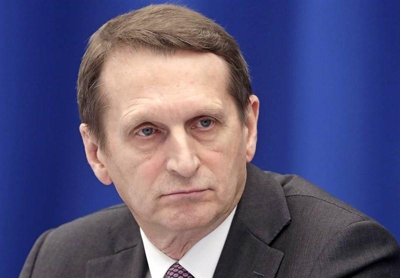 ناریشکین: روسیه قادر به تأمین امنیت سایبری خود است/گزارش آمریکا درباره منشاء کرونا غیرحرفهای است