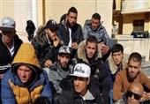 خشم تونسیها از رفتار ضد بشری پلیس ایتالیا