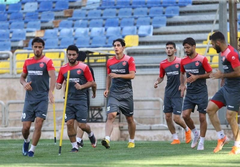 گزارش تمرین پرسپولیس| تدارک بازیکنان برای خداحافظی با بیرانوند در روز غیبت سنگربان جدید آنتورپ