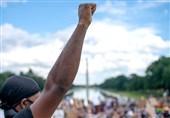 تظاهرة لمحتجین مسلحین أغلبهم من السود فی ولایة جورجیا الأمریکیة