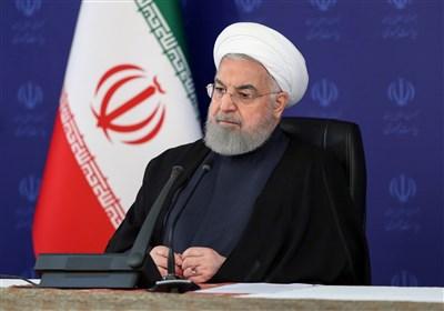 روحانی: امروز ۹۹.۹ درصد از شهرهای کشور از آب بهداشتی برخوردارند/ افزایش ۶ برابری تصفیه خانه های کشور به نسبت قبل از انقلاب