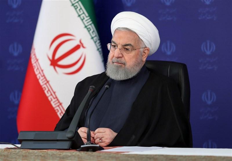 روحانی: امروز 99.9 درصد از شهرهای کشور از آب بهداشتی برخوردارند/ افزایش 6 برابری تصفیه خانه های کشور به نسبت قبل از انقلاب