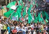 فلسطین|تظاهرات در غزه در محکومیت توطئه گسترش اشغالگری/ تاکید حماس بر پایبندی به گزینه وحدت ملی