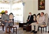 دیدار رئیس بنیاد شهید با سردار علی فضلی