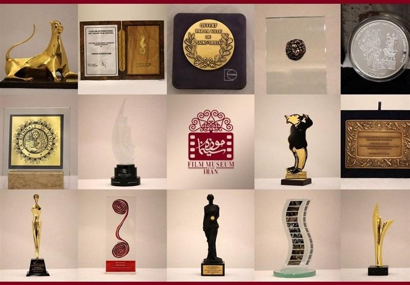موزه سینما امانتدار بخش دیگری از جوایز «عباس کیارستمی» شد