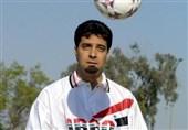کرونا، اسطوره فوتبال عراق را از پای درآورد