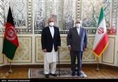 Top Iranian, Afghan Diplomats Hold Talks in Tehran