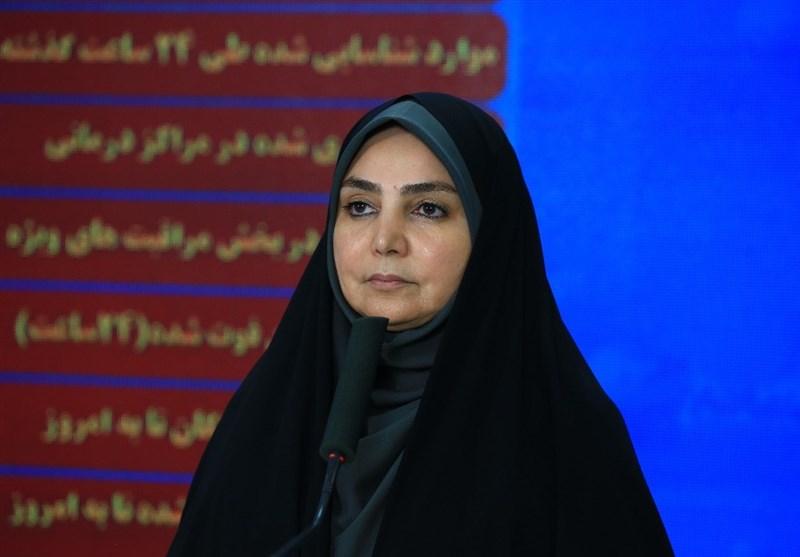 آخرین آمار کرونا در ایران| ثبت رکورد جدید با فوت 200 نفر در 24 ساعت گذشته