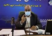 استاندار کرمانشاه: تنها 25 درصد مردم استان پروتکلهای بهداشتی را رعایت میکنند