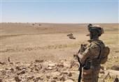 عملیة أمنیة لملاحقة فلول داعش فی عمق صحراء الأنبار
